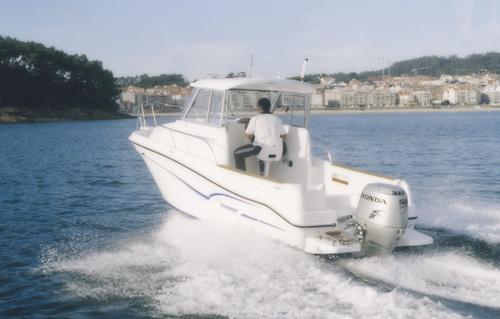 Sabor 575 cabinada